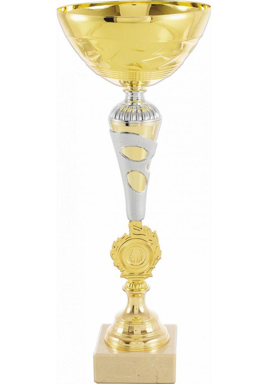 Copa dorada portadisco
