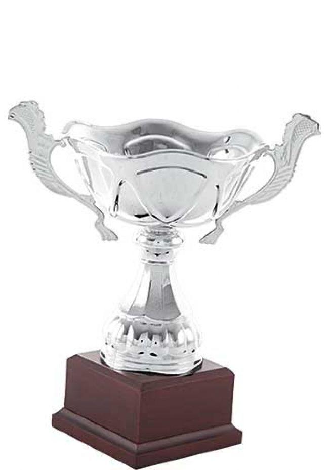 Trofeo copa ensaladera romántica