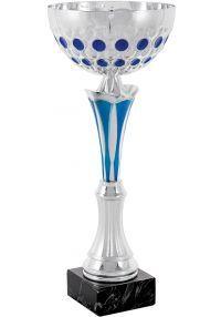 Trofeo copa azul cielo