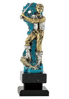 Trofeo de Pesca resina