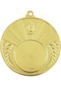 Medal 50 mm diameter Torch Portadisco