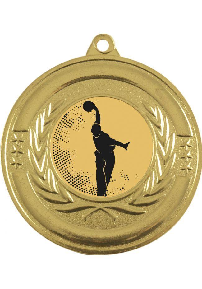 Medalla Alegórica 50 mm de Diámetro Estrella