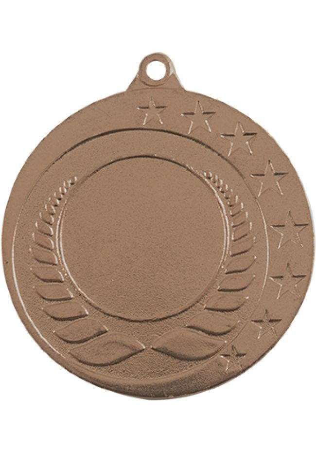 Medalla Alegórica 50 mm de Diámetro Detalle Estrella