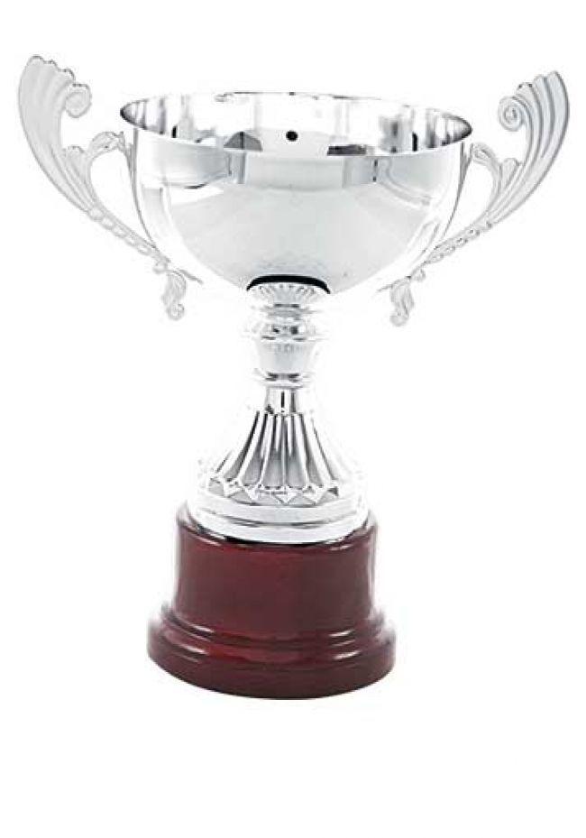 Trofeo copa ensaladera lisa asas