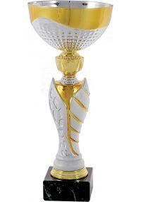 Copa Entrelazada Plata/Oro