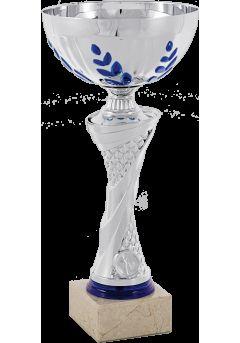 copa columna ovalos azul 9