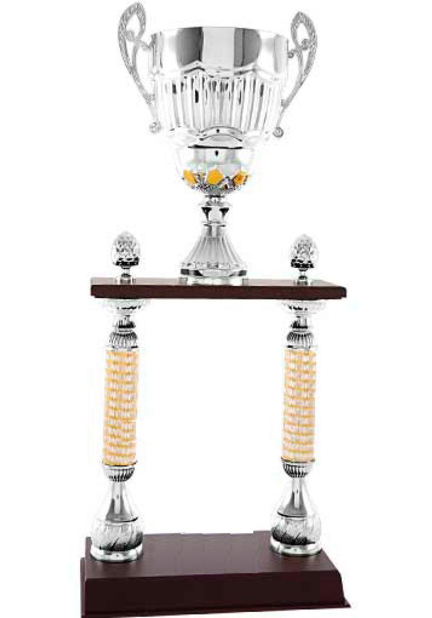 Trofeo columna imperio base