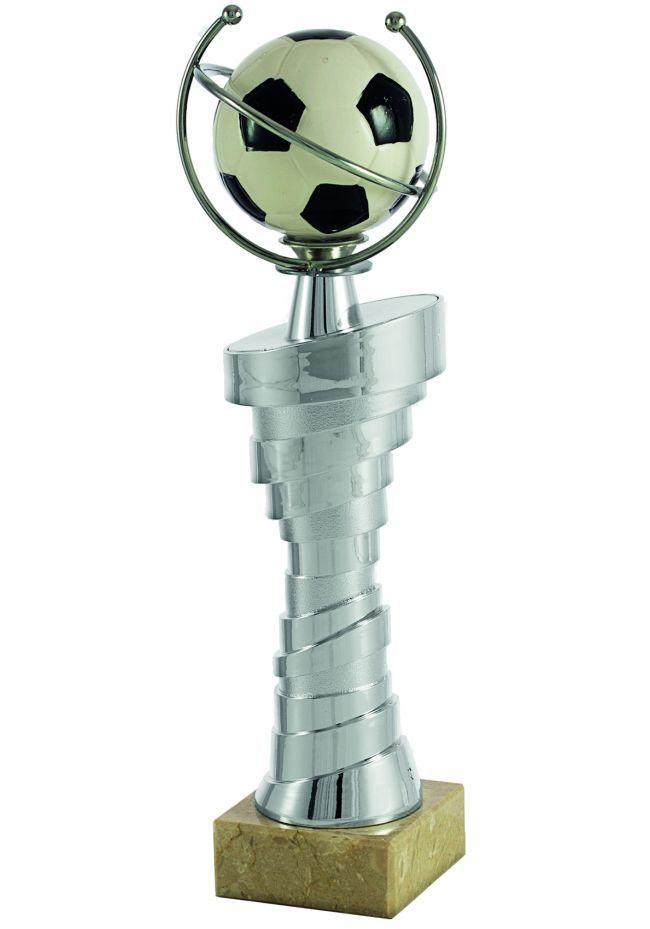 Trofeo Columna Balón Fútbol