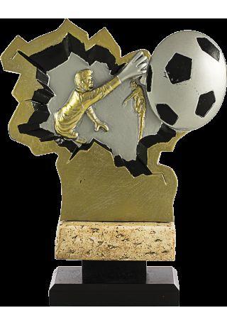 Trofeo Portero Resina