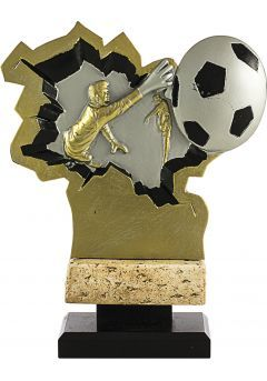 Trofeo Portero Resina Thumb