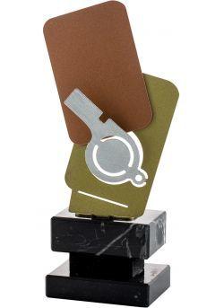 Trofeo Silbato Metal