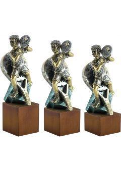 Padel Trophy Metall/Holz Thumb