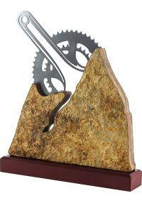 Trofeo Metal/Piedra con Biela