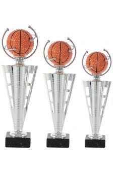 Trofeo Columna Pelota Baloncesto Thumb