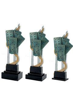 Trofeo Aplique Dominó