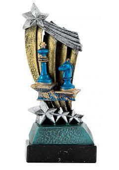 Trofeo Resina Estrella Ajedrez Thumb
