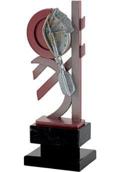 Trofeo Resina Dardos Thumb