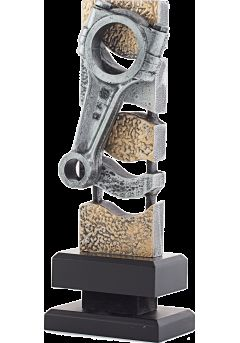 Trofeo Llave Resina