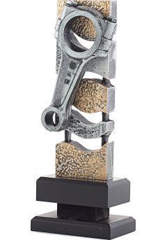 Trofeo Llave Resina Thumb