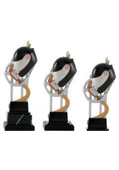 Trofeo Volante y Casco Thumb