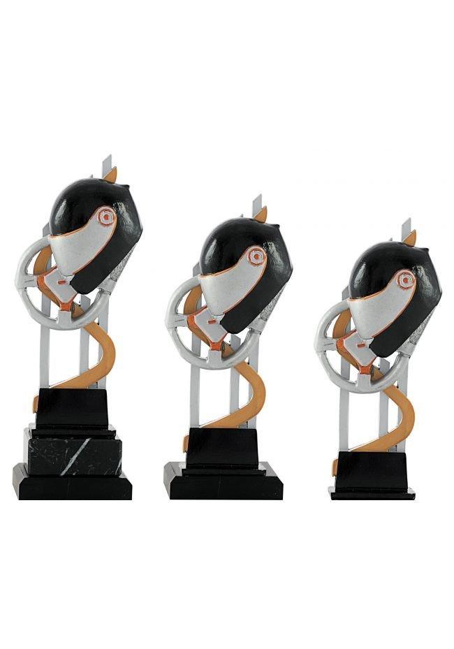 Trofeo Volante y Casco