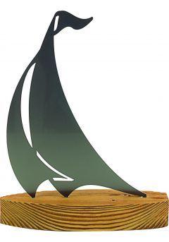 Trofeo Metal Vela Thumb