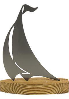 Trofeo Metal Vela