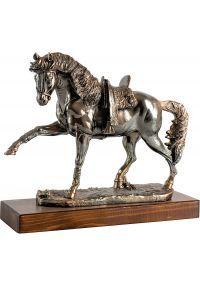 Trofeo Figura Caballo bronce