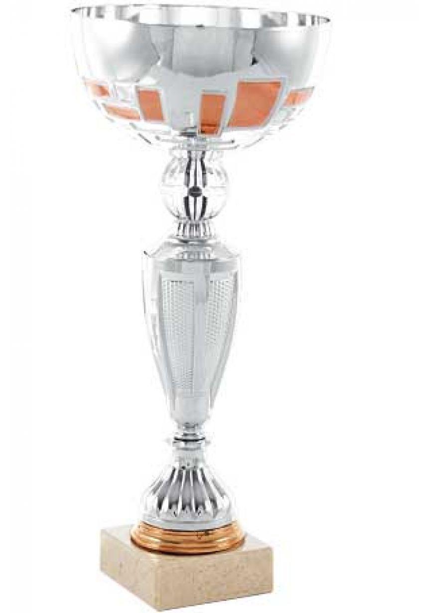 Trofeo tipo copa clásica