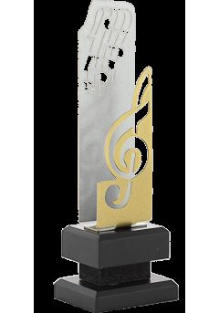 trofeo metal clave sol 14