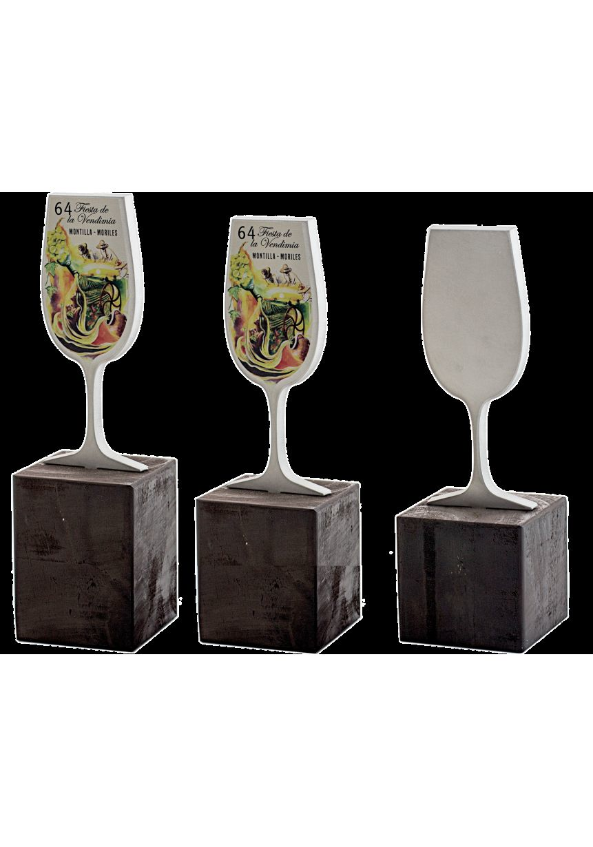 Trofeo Aluminio Copa
