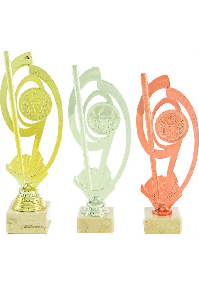 Mini-Taschenlampe Trophy Plattenhalter