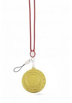 Cinta para medallas de silicona en varios colores Thumb