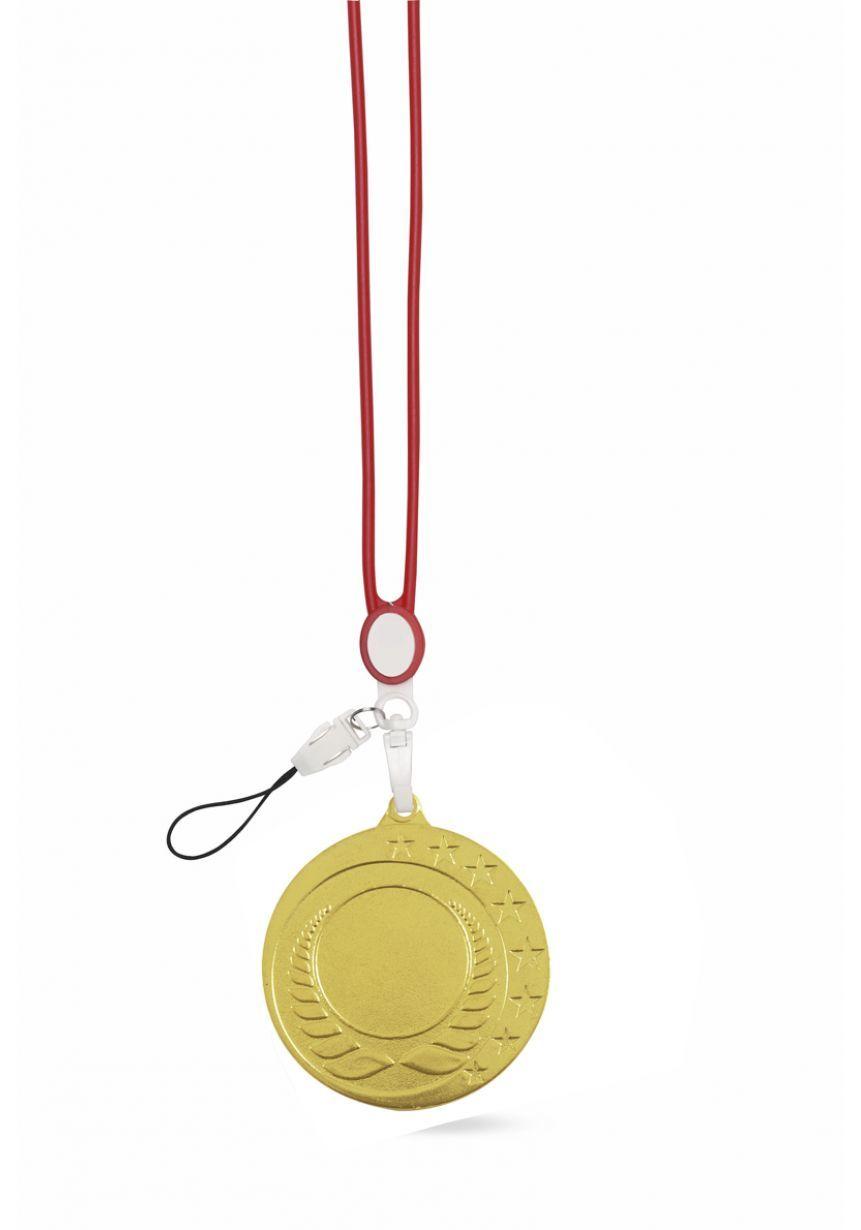 Cinta para medallas de silicona en varios colores