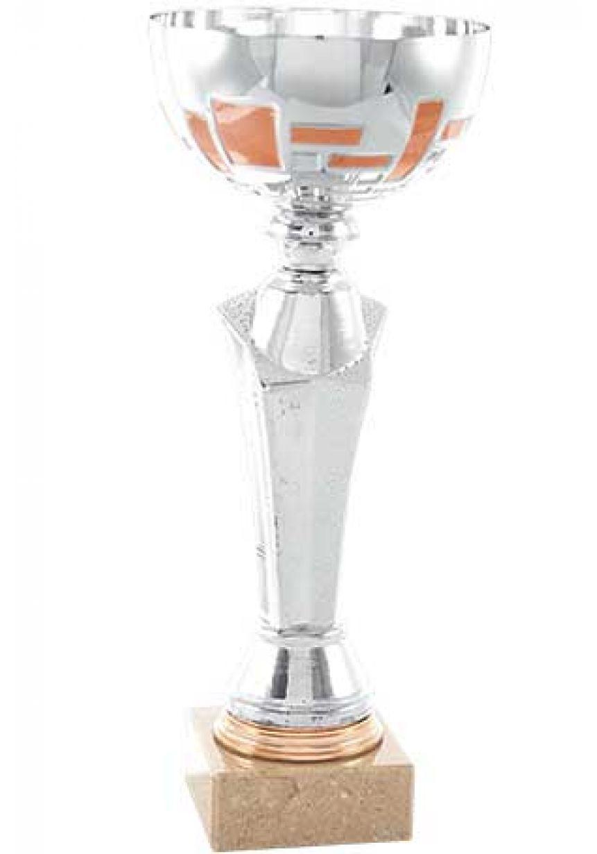 Trofeo forma de estrella cobre