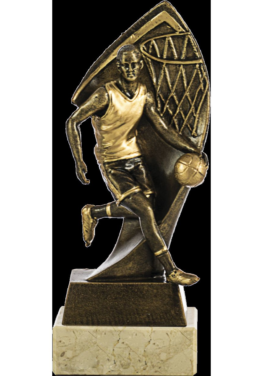 Jugador Basket  Dorado