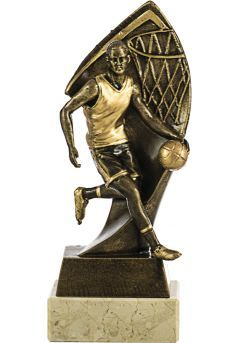 Jugador Basket  Dorado -1