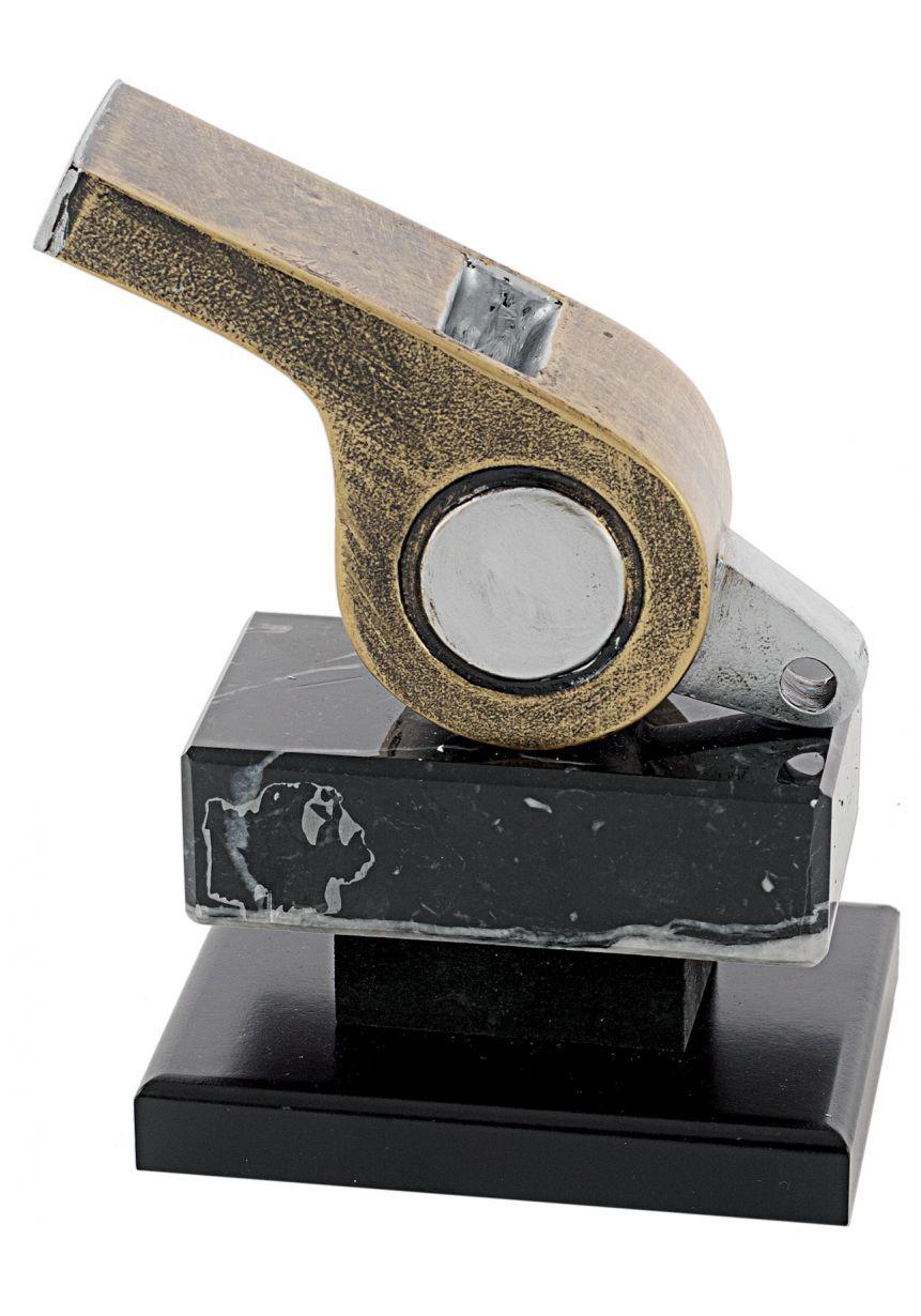 Trofeo Resina Silbato Árbitro