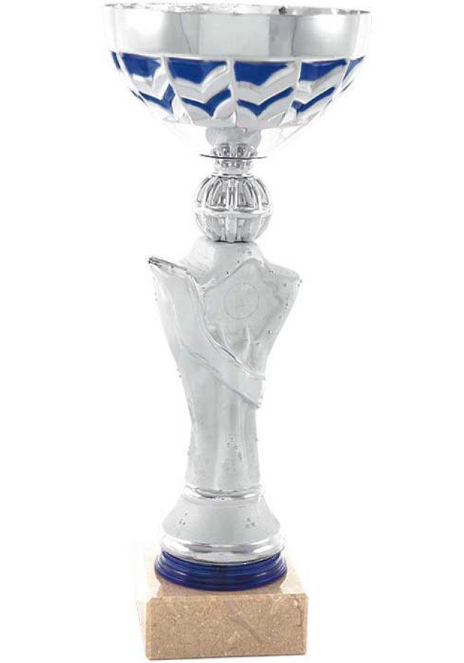 Trofeo de hoja con bola