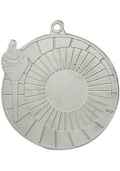 Medalla Antorcha Portadisco 70 mm  Thumb