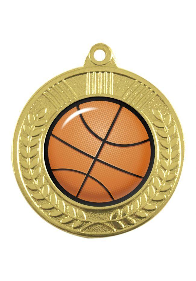 Medalla Portadisco Alegórica 40 mm
