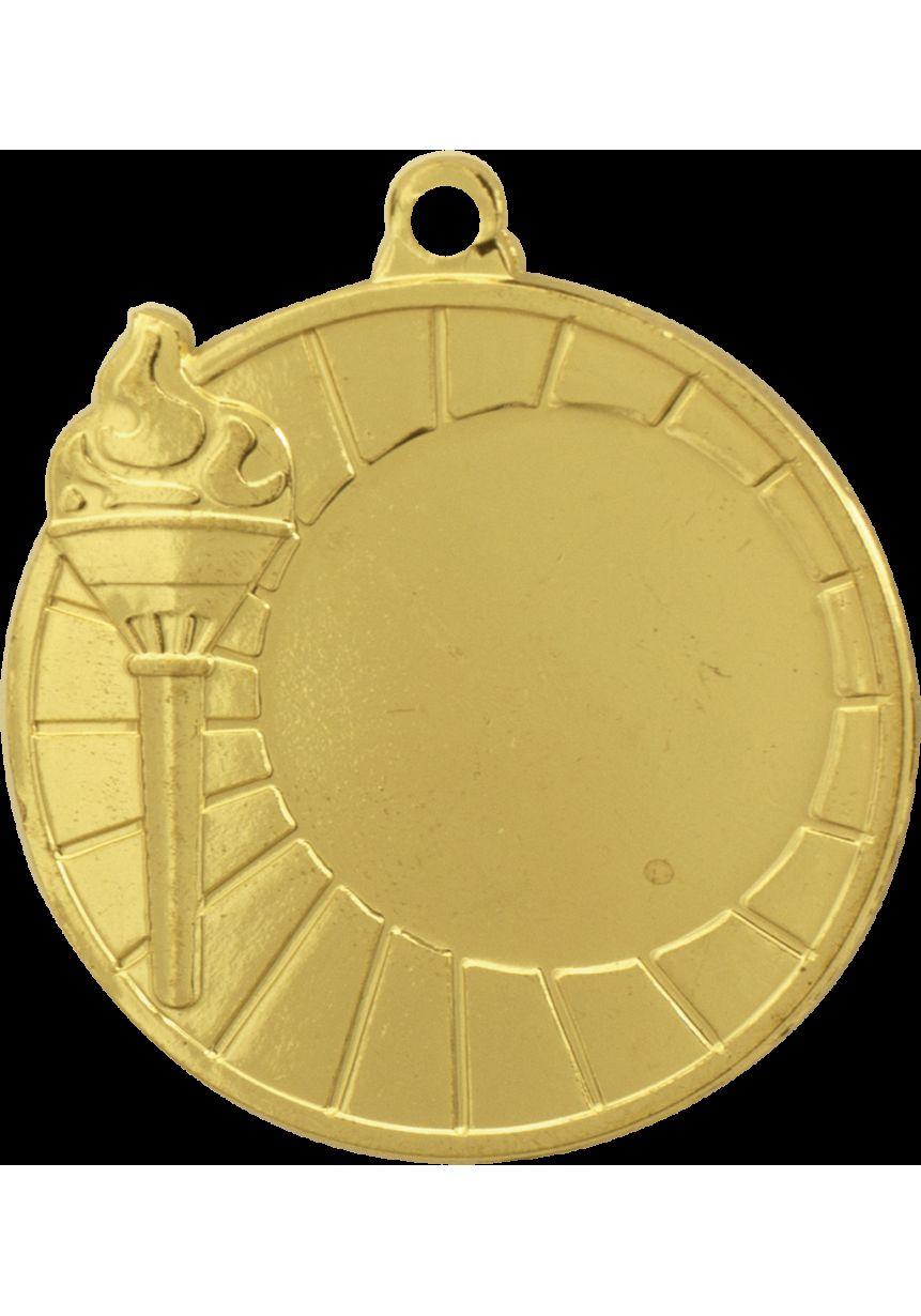Medalla Portadisco Antorcha 40 mm