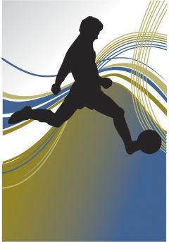 Trofeo Cono Aplique Deportivo