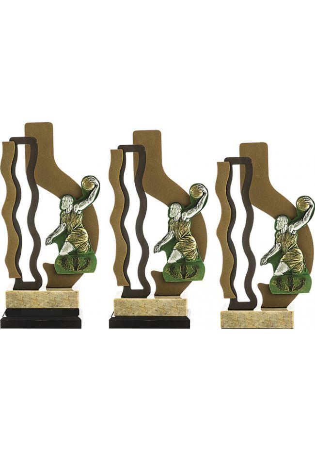 Trofeo Aplique Resina/Metal