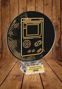 Trofeo de cristal Juegos