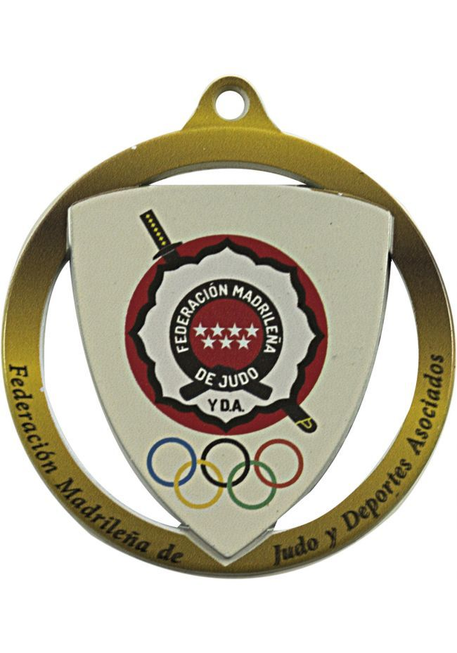 White Medal Special Shield UVI 60 mm
