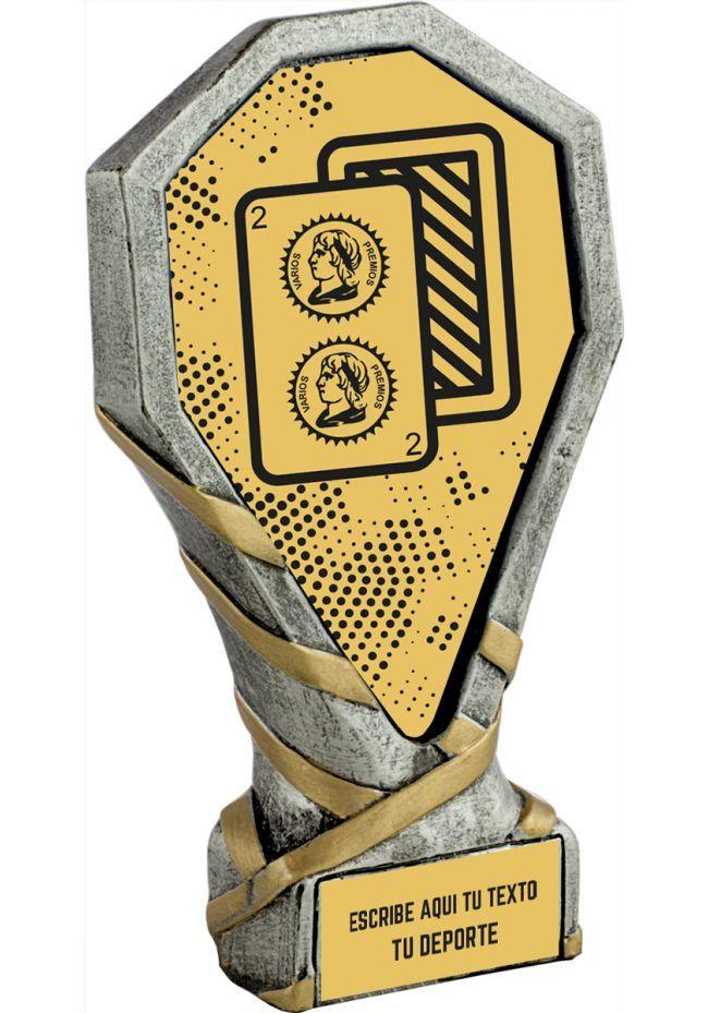 Trofeo de Cartas Baraja Española