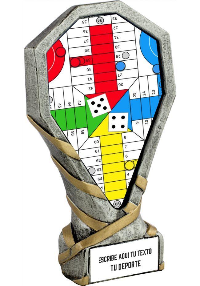 Trofeo de Parchis para Fiestas