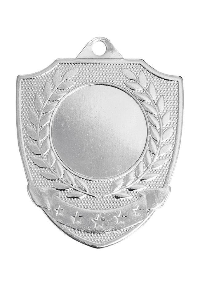 Medalla con forma de insignia para cualquier deporte