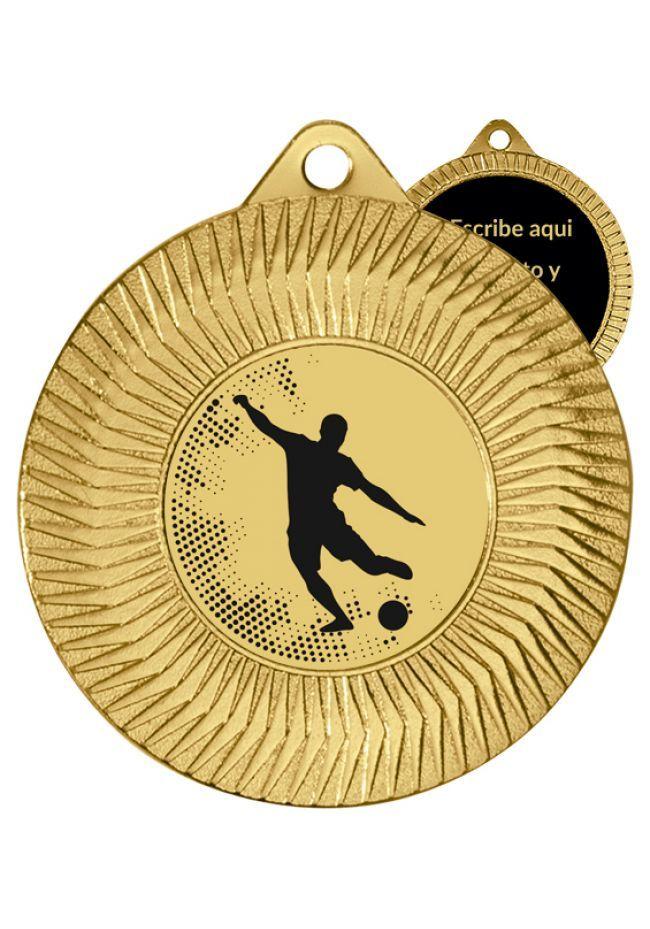 OFERTA!!! Medalla forma de espiga de 50mm